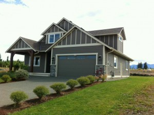 Custom homes by Lawmar Contracting at The Ridge in Courtenay on Vancouver Island