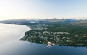 Powell River announced potential business opportunities worth millions on October 18, 2014