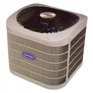 Carrier residential heat pump