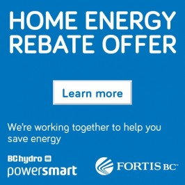 Around Town: Home Energy Rebate Offer