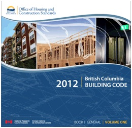 Changes to the BC Building Code come into effect on December 19, 2014.