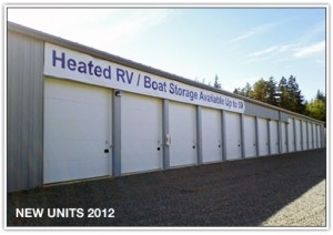 Noort Development has been issued a building permit to construct a 10,000 sq. ft. mini storage unit, like this one pictured in 2012.