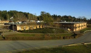 Vanier Secondary School is located on Headquarters Road in Courtenay. The school opened in January of 1968.