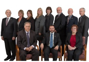 The Vancouver Island Real Estate Board elected its 2015 Board of Directors at its annual general meeting on February 27.