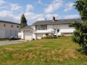The city of Courtenay has purchased this property at 810 Braidwood as the proposed site for a supportive housing project.