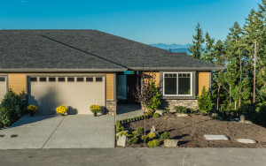 The Gales offers luxury patio home living in an oceanside setting in Ladysmith on Vancouver Island.