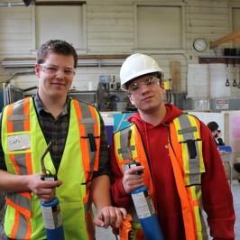 Construction & Trades Training Program Information Sessions