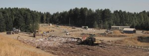 Seventy percent of the existing landfill in Cumberland will be closed as part of Phase 1 of the closure of the Comox Valley Waste Management Centre.