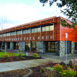 City of Courtenay and Maple Pool Campsite Reach Agreement