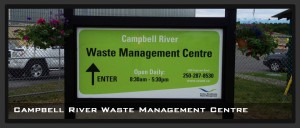 The Comox Strathcona Waste Management has issued two tenders, including fencing at the Campbell River Waste Management Centre.
