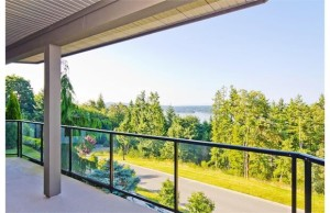 At The Gales in Ladysmith residents enjoy pristine forest in their backyards and ocean and mountain views.