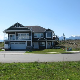 The Ridge Offers Desirable Building Lots for Sale in Courtenay