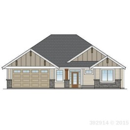 Custom Rancher from Integra Homes for Sale in Crown Isle