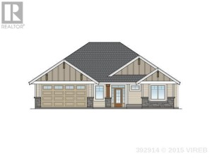 This architectural drawing highlights the many design features in the new rancher from Integra Homes under construction in the Crown Isle Community.