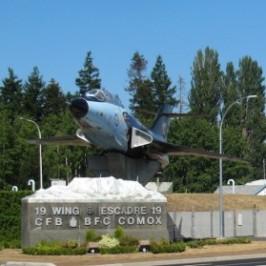 Editor's Note July 15, 2015: Five Bids for Hangar 7 Repairs at 19 Wing Comox