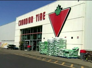 A development permit application to rennovate the empty target store at the Driftwood Mall for a new Canadian Tire store will go before council in September. The current Canadian Tire store is located on Ryan Road.