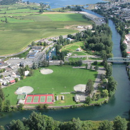 Editor's Note August 17, 2016: Building application submitted for Riverstone in Courtenay