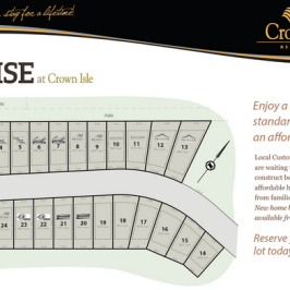 Crown Isle Offers New Building Lots for Sale in Courtenay