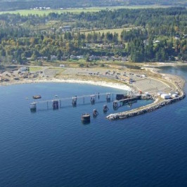 Editor's Note October 14, 2015: BC Ferries issues tender for pavement of maintenance yard