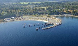 BC Ferries has issued a tender for pavement maintenance at Little River Ferry Terminal in Comox.