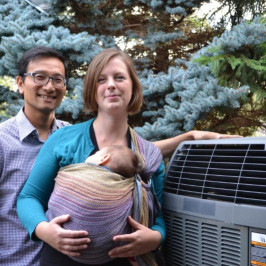 Around Town: New Incentive Helps Comox Valley Rural Residents Switch from Oil to Heat Pump