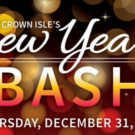 Still Looking For a New Year's Party? Consider Crown Isle
