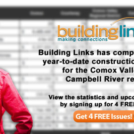 2015 Year-To-Date Construction Statistics for Campbell River and Courtenay, Comox, Cumberland, and the CVRD