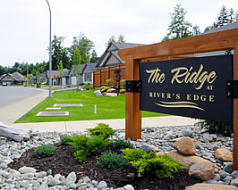 Tour New Bungalow Homes At The Ridge at RiversEdge in Courtenay With Realtor Art Meyers