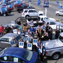 Editor's Note May 18, 2016: Campbell River Ford Dealership issued $6M building permit