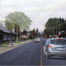 Around Town: Complete Streets Pilot Project Information Session