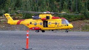 Comox has been named a preferred location for a possible Search and Rescue (SAR) training centre.