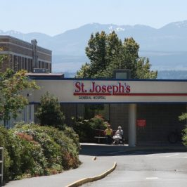 Editor's Note October 12, 2016: St. Joseph's Hospital designing Residential Care Facility in Comox
