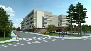 The Comox Valley and Campbell River hospitals were energized for the first time in October.