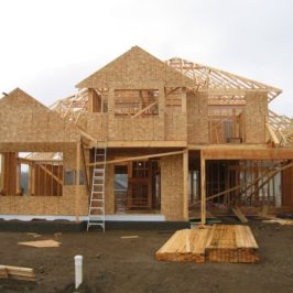Editor's Note April 19, 2017: Residential construction up by 57% this quarter compared to 2016