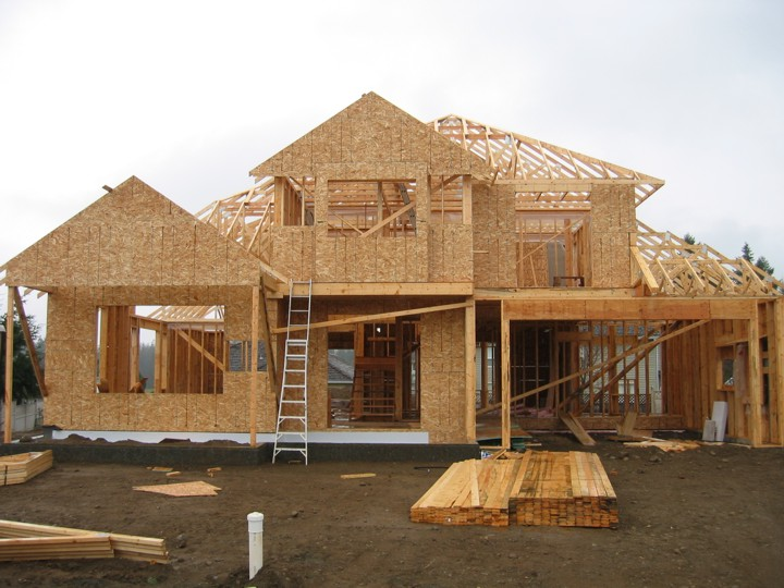 Residential construction up 57 over 2016 building links for Residential home builder