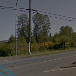Editor's Note September 27, 2017: Building permit submitted for proposed 34-unit rental housing on 31st Street in Courtenay