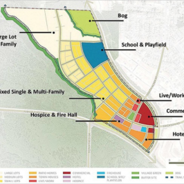 Editor's Note February 21, 2017: Jubilee Heights in Campbell River has received Preliminary Subdivision Review for Phase 1