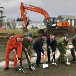Editor's Note May 16, 2018: Your North Vancouver Island Construction News