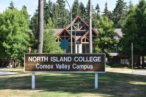 Image North Island College Comox Valley Campus