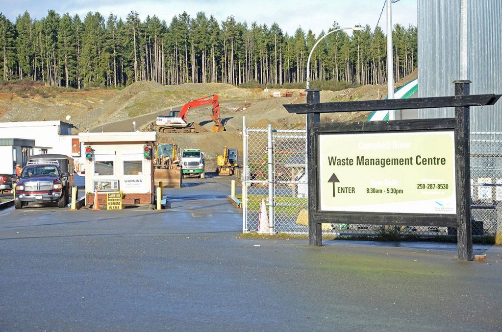 Photo Campbell River Waste Management Centre