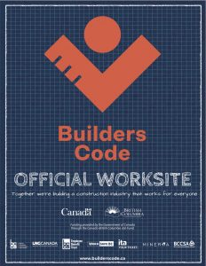 Poster of BC Builders Code