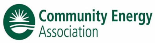 Logo Community Energy Association