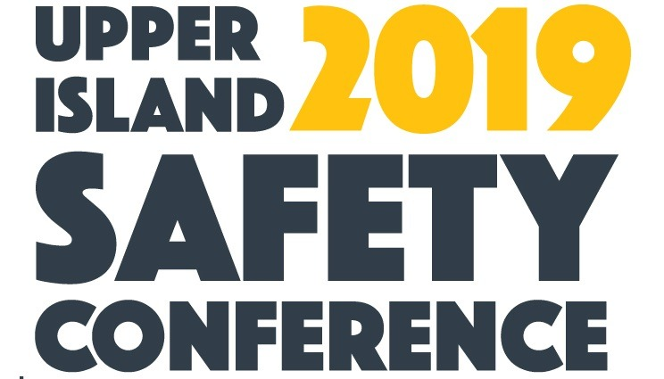 Logo upper Island Safety Conference