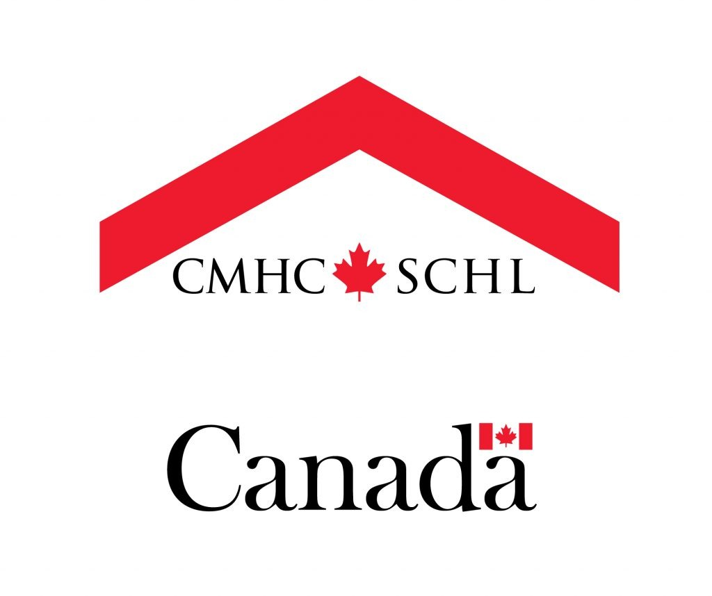 Logo Canadian Mortgage and Housing Corporation