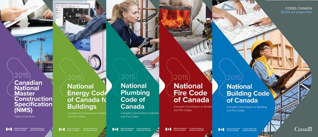 National Building Code of Canada