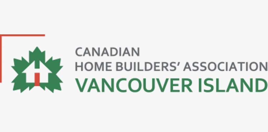 Logo Canadian Home Builders' Association Vancouver Island