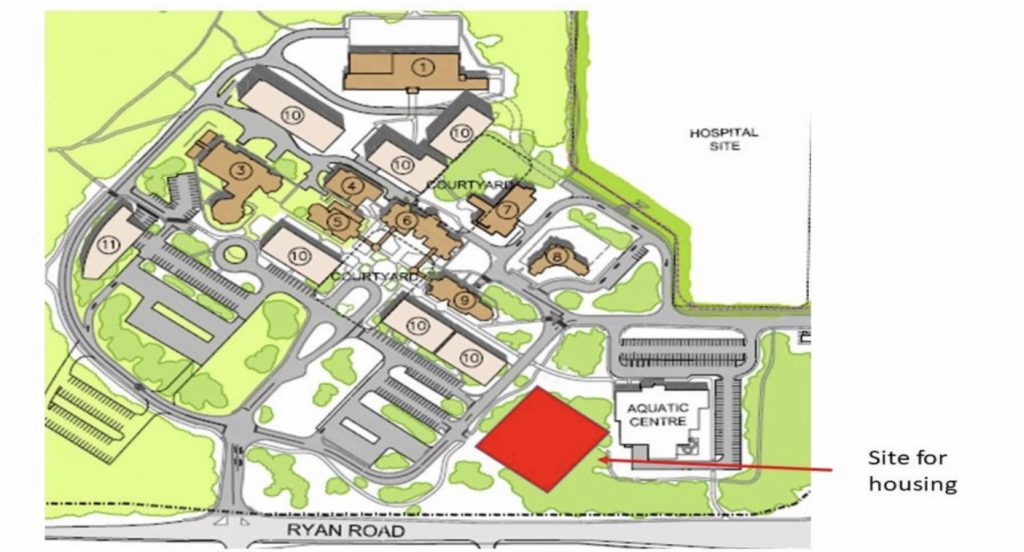 Map North Island College