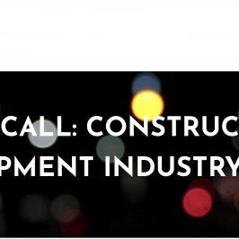 Construction Development Industry Update In Around Town
