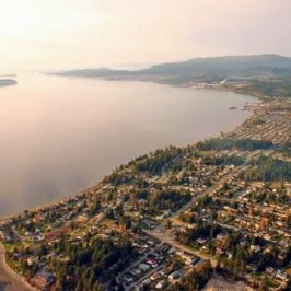 Powell River: highest home price hike in BC In Around Town