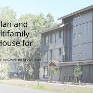 Free RDH Seminar Multifamily Passive Housing in Around Town